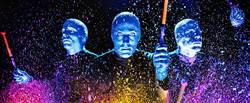 BLUE MAN 藍人樂團二度訪台  嗨翻觀眾