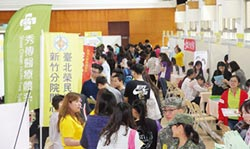 元培醫事科技大學 辦就業博覽