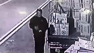 看準攤商不鎖車門 竊賊清晨專偷市場