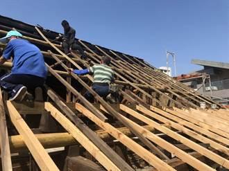 天理教嘉義東門教會獲中央補助千萬元修復