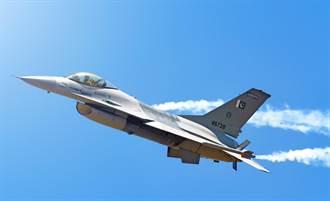 給證據! 印度秀擊落巴F16雷達影像