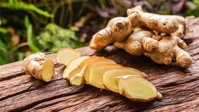 生薑擁有獨特的香氣和辛辣味可刺激食慾,更能促進消化。(達志影像/shutterstock)