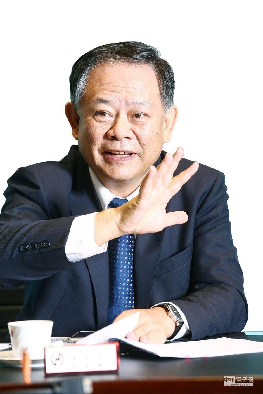 高雄銀行董事長張雲鵬。(圖/本報資料照片)