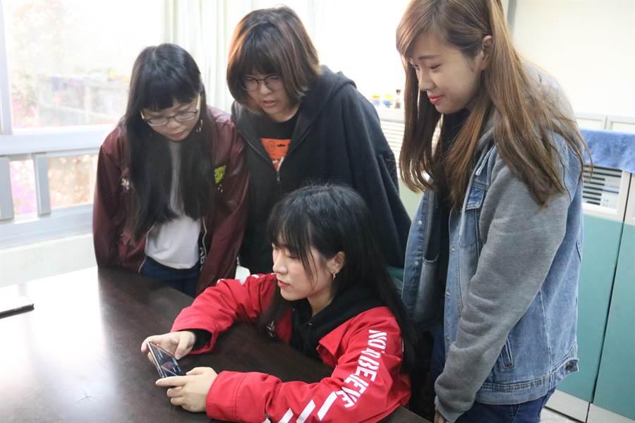 弘光科大送學生赴日知名遊戲動漫學校研習。(陳淑娥攝)