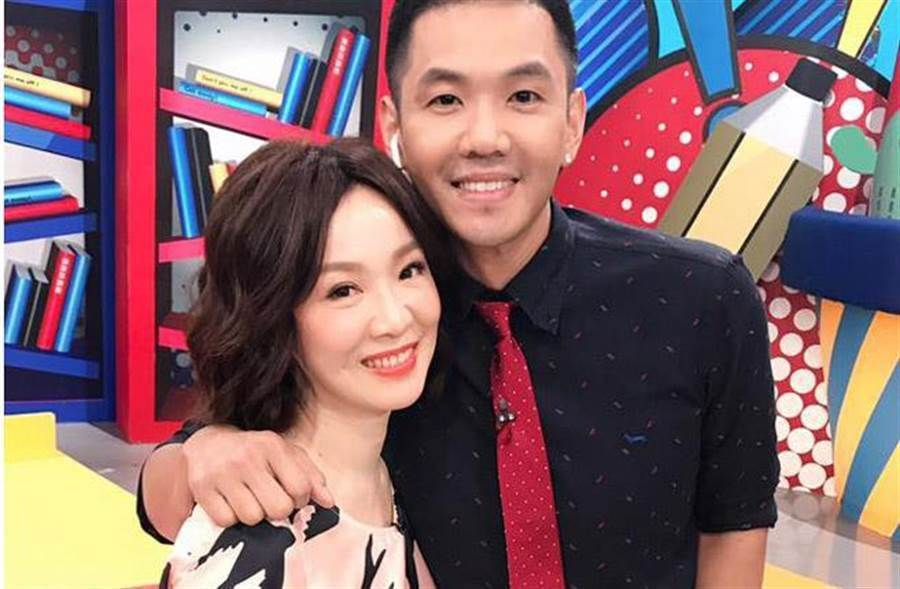 T台綜藝節目《上班這黨事》收攤,徐薇獨家回應。(圖/TVBS提供)