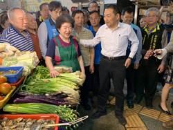 侯友宜:台湾应静下心为民服务 把选举氛围降低