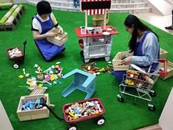 南瀛親子館開館1年 被破壞、A走玩具逾百件