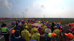 白沙屯媽祖是否進入彰化市 信眾期待「粉紅超跑」到來