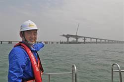 金門大橋找到好廠商 楊鎮浯妙喻韓國瑜強棒