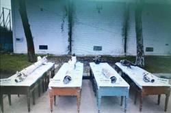 巴基斯坦展示飛彈碎片 是遭擊落的印度MiG-21搭載