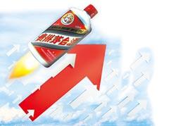 首季獲利超辣 茅台飆破900人幣
