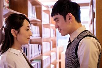 柯佳嬿學生妹演到少婦 張書豪見女神成NG王