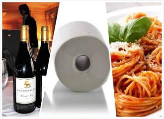英脫歐 民眾囤貨前3名紅酒、廁紙和義大利麵