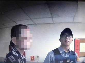 新竹男子持刀追砍醫生 警壓制奪刀