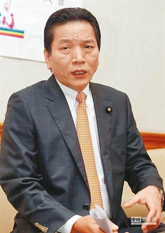 立委李鴻鈞接任親民黨秘書長