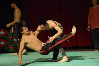 去日本化找回「原」味 阿美族摔角首度不穿丁字褲