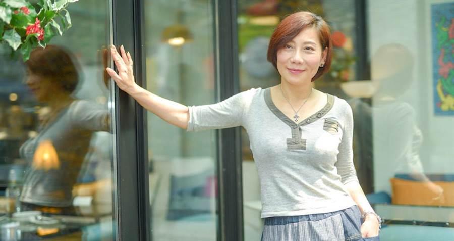 郎祖筠是獨立新時代女性。(盧禕祺攝)