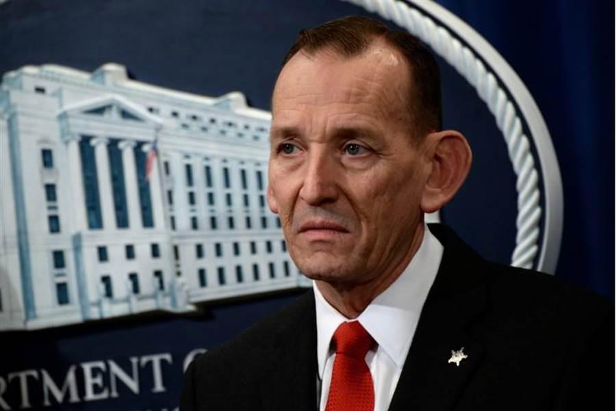 繼美國國土安全部部長妮爾森辭職後,特勤局局長艾勒斯也請辭。(路透)