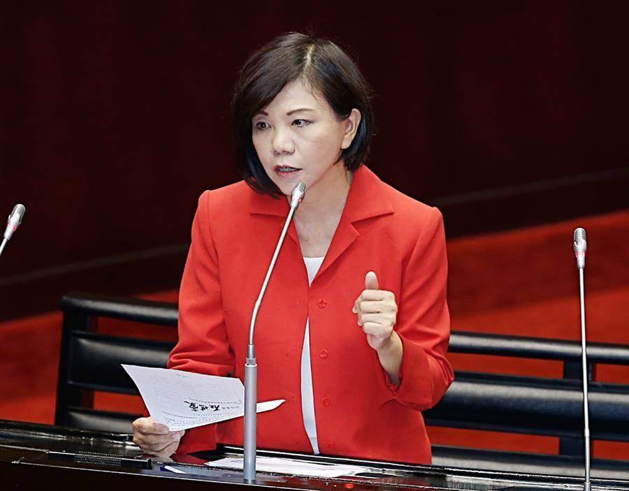 民進黨立委葉宜津。(圖/本報資料照)