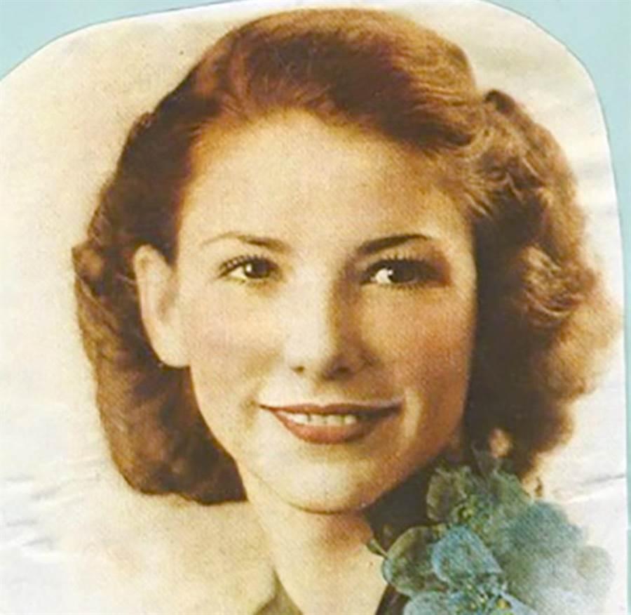 美國99歲婦人賓莉過世後,才發現罹患相當罕見的器官轉位遺傳性疾病,全身器官左右顛倒。(圖/俄勒岡健康與科學大學官網、賓莉家族提供)