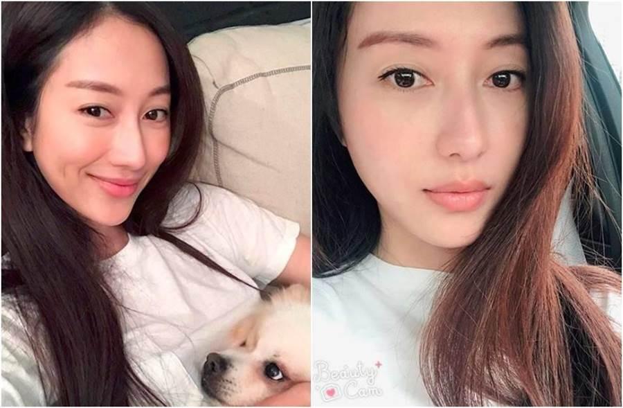王秀琳近年淡出演藝圈,8日透露家中失火讓她無家可歸。(圖/翻攝自王秀琳IG)