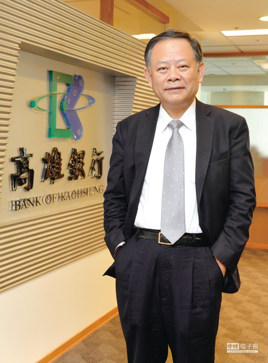 張雲鵬將接任華南金董座,他表示會儘量溝通,希望圓滿離開高銀。圖/本報資料照片