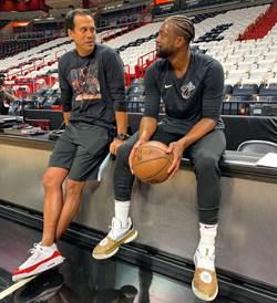 NBA》韋德:感謝詹姆斯幫我圓奪冠夢