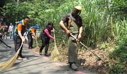 員林升市清潔隊工作加重 易服社會勞動役成好幫手