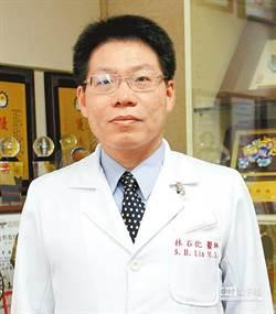 陸軍林石化少將代理國防醫學院院長