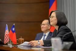 美國科技業投資台灣 蔡英文:看到台灣人才潛力