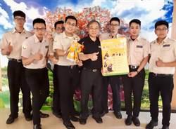 台南市民政局替代役男有布袋戲高手