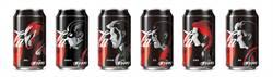 可口可樂zero「復仇者聯盟4」限定瓶開賣