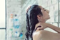 洗澡4大NG行為 洗出一身敏感肌
