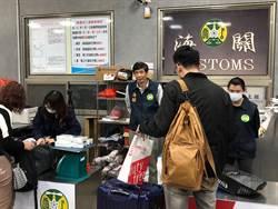 「小三通」旅客帶火腿腸闖關  繳不起20萬遭遣返
