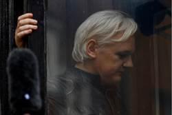 庇護沒了!維基解密創辦人遭英警逮捕