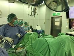 中年婦罹早期子宮內膜癌 靠腹腔鏡治療可痊癒