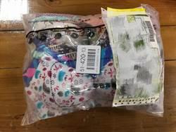 網購買內衣 天兵賣家用這包裝讓她崩潰:同事全看光