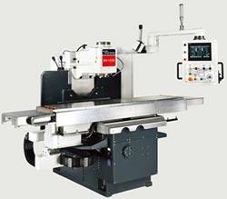 合駿 人機介面重切削床型銑床 操作簡單、應用靈活快速