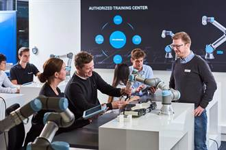 Universal Robots設立培訓中心 助力縮短自動化技術落差