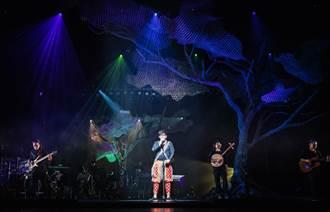 帶著部落之音  桑布伊唱進國家劇院