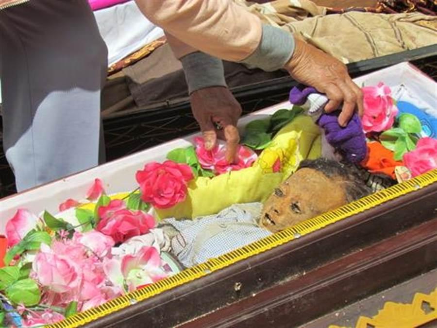 葬禮對他們來說是人生最重要的儀式(圖片取自/達志影像)