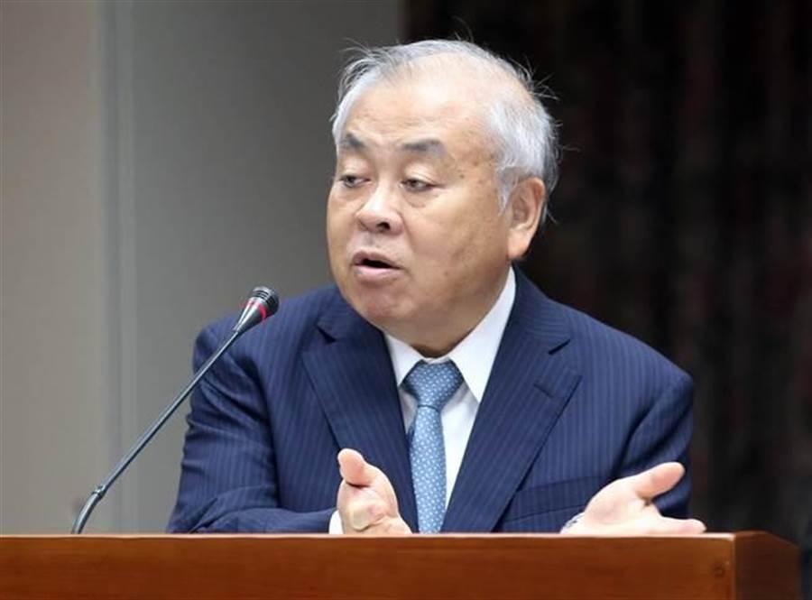 行政院主計長朱澤民。(圖/本報資料庫)