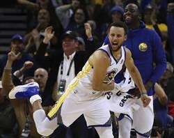 NBA》格林被高估?柯瑞:投他的肯定沒球打