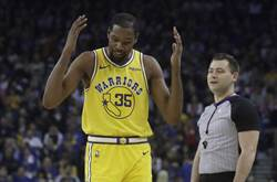 NBA》還能這樣?聯盟取消KD技犯躲禁賽
