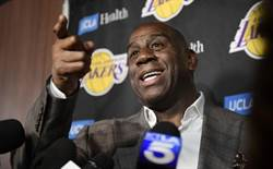 NBA》7人干政!魔術強生怒批湖人亂搞
