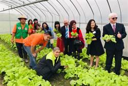 國際扶輪助愛恆建農作網室增收入