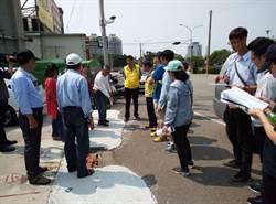 竹南收費停車格會勘   最快7月後實施