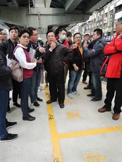 景安站周邊停車難 市府將設Youbike站