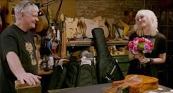 格林威治的吉他小舖 手工客製收服巴布狄倫
