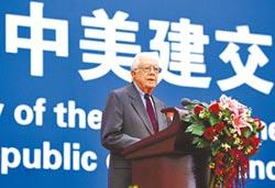 台灣關係法 中美建交後首場較量